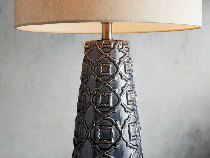 "Laurel 17"" Ceramic Table Lamp"