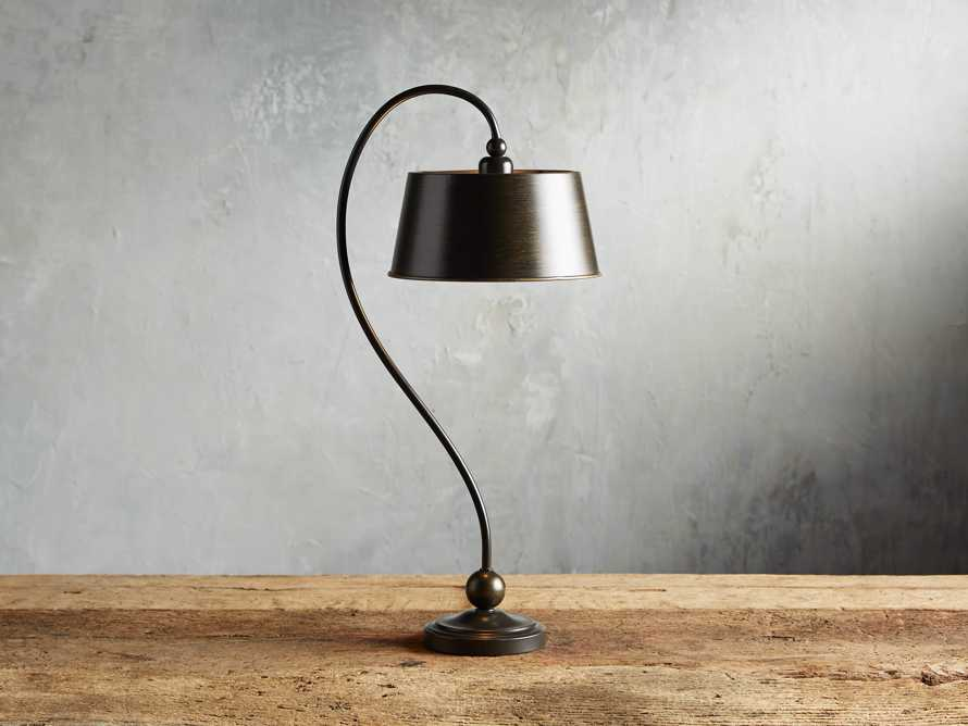James Table Lamp, slide 1 of 2