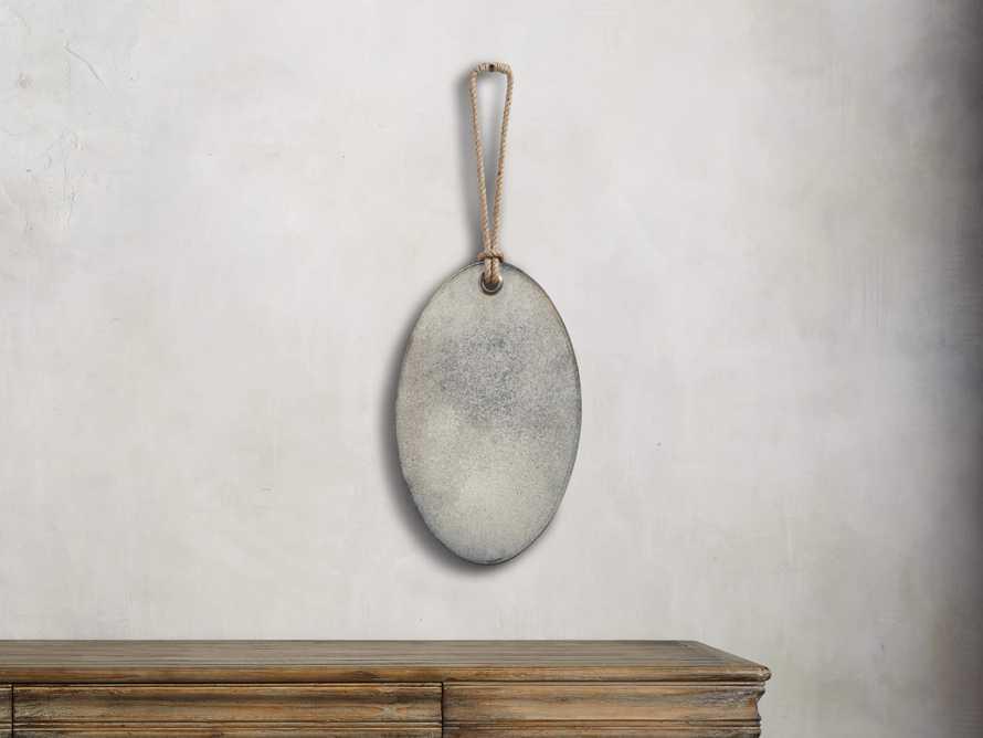 "Tiago 20"" Oval Mirror"