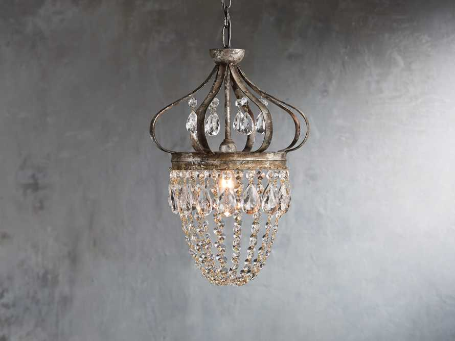 Fotini Chandelier - Come take a peek at more Arhaus French Vintage Timeless Furniture, Decor and Lighting on Hello Lovely Studio.