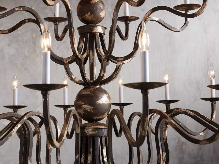 28 Light Grand Chandelier