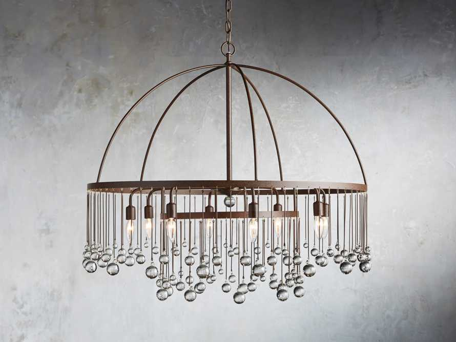 Aubrey 8 Light Chandelier