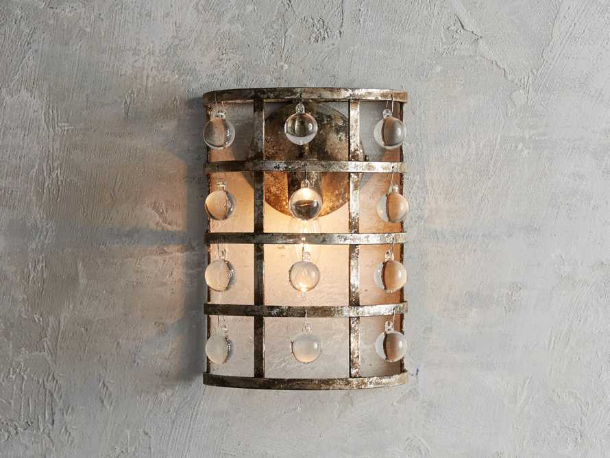 La Cage 1 Light Wall Sconce, slide 1 of 2