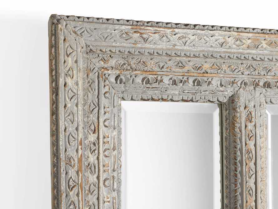 Tarun Hand Carved Mirror, slide 2 of 6