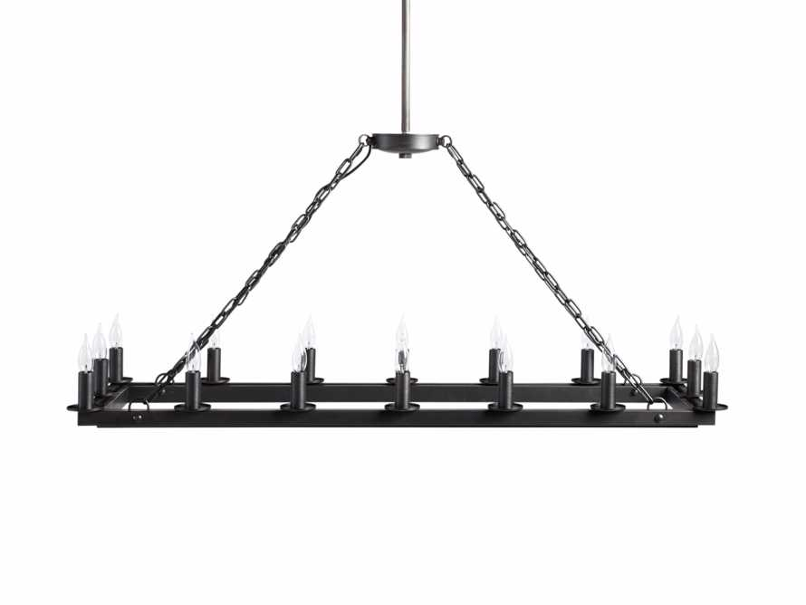 Ferris Rectangle Chandelier