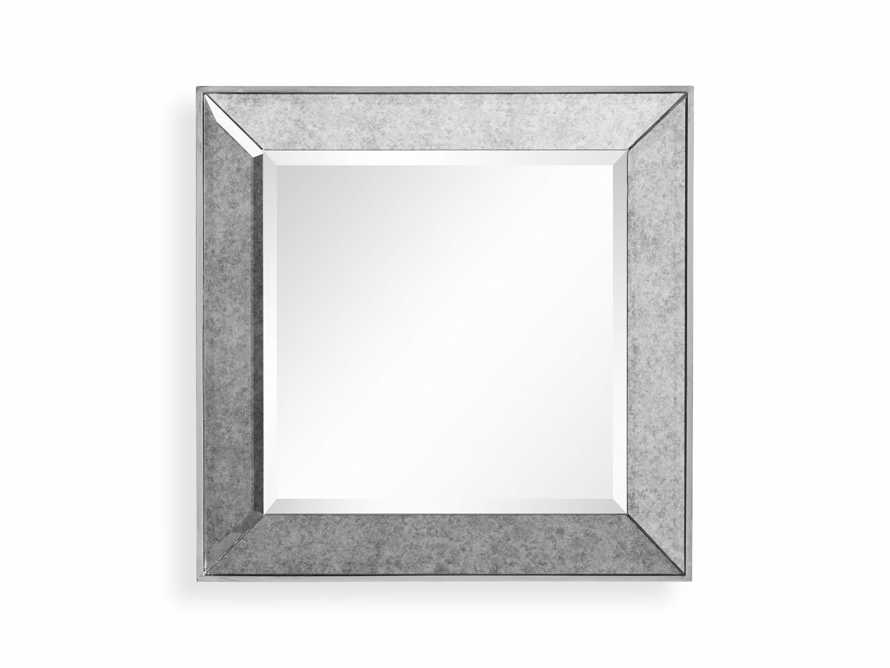 "Maison 20"" Square Mirror, slide 2 of 5"