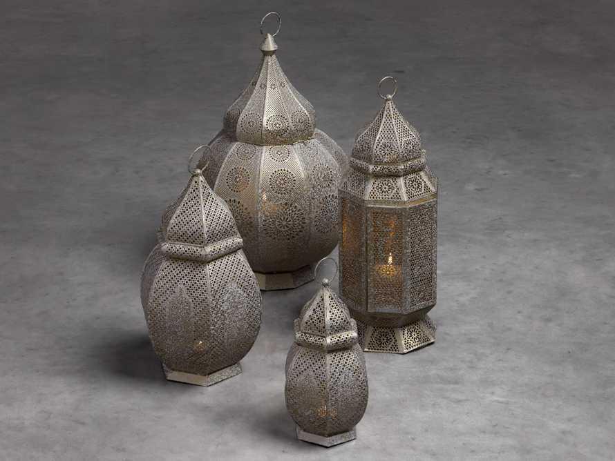 Marrakesh Small Iron Candle Lantern