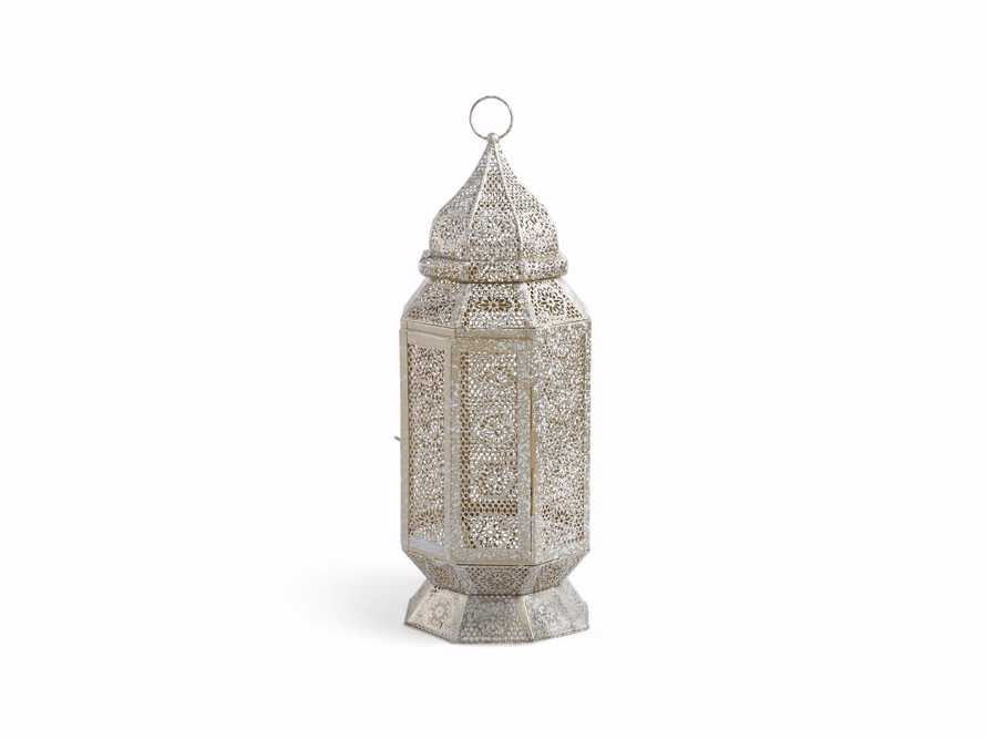 Marrakesh Medium Iron Candle Lantern