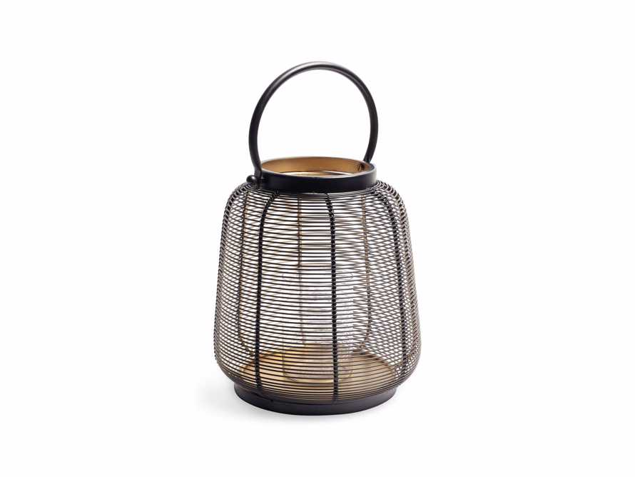 Kerensa Small Black Lantern