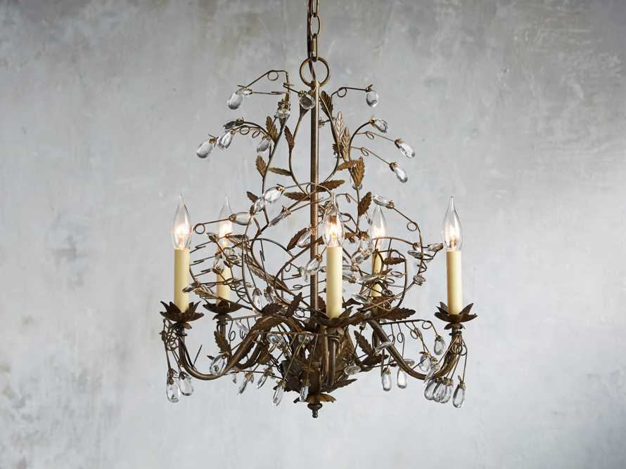 Claudette Chandelier, slide 1 of 3
