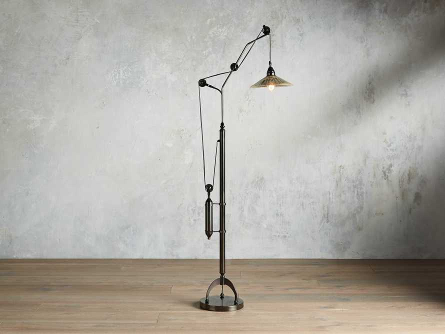 Mercury Rising Floor Lamp, slide 1 of 7