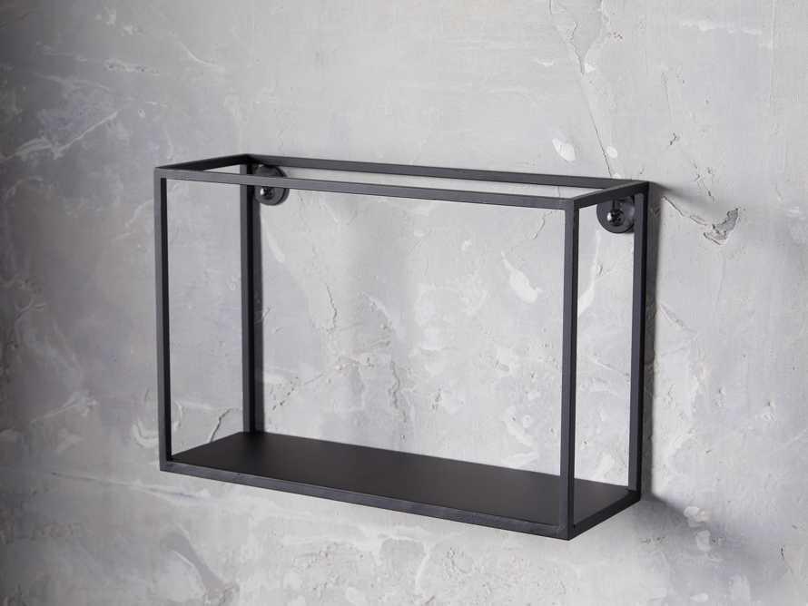 Square Small Open Shelf, slide 1 of 3