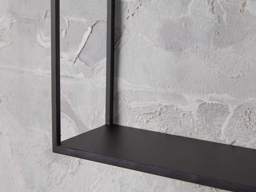 Square Small Open Shelf, slide 2 of 3