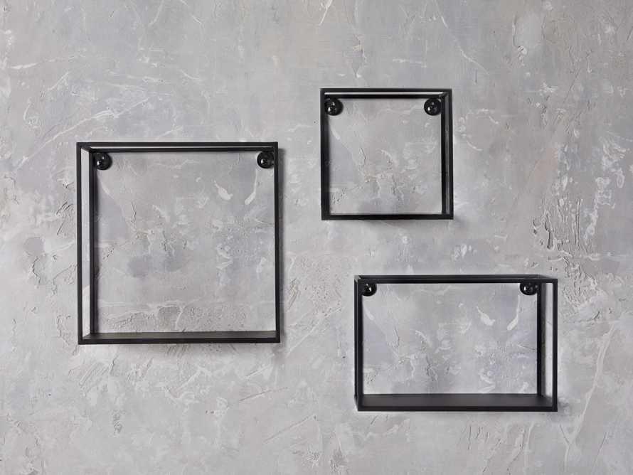 Square Small Open Shelf, slide 3 of 3