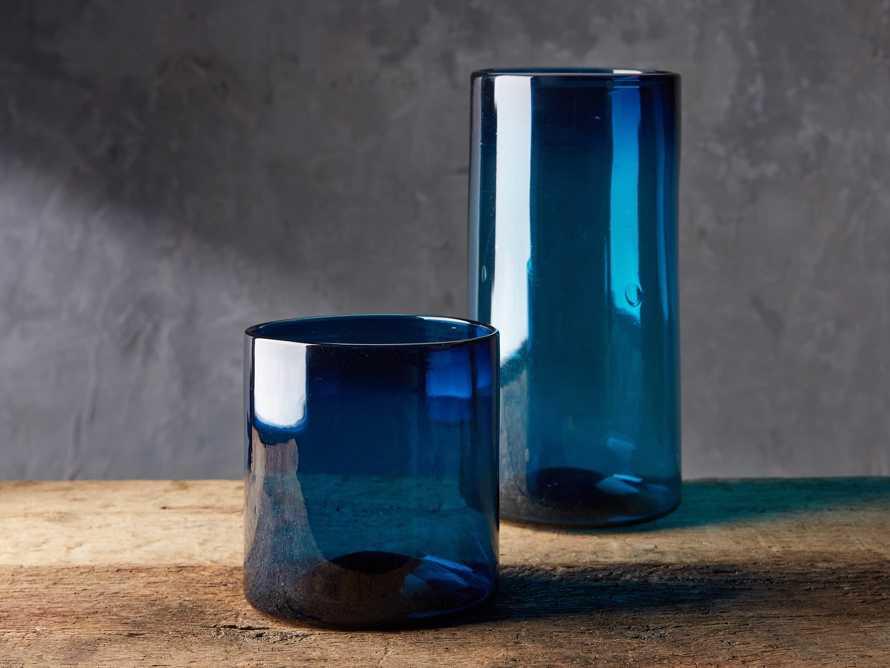 Slate Blue Small Cylinder, slide 3 of 5