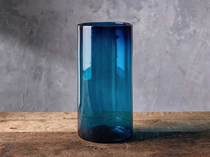 Slate Blue Large Cylinder, slide 1 of 5
