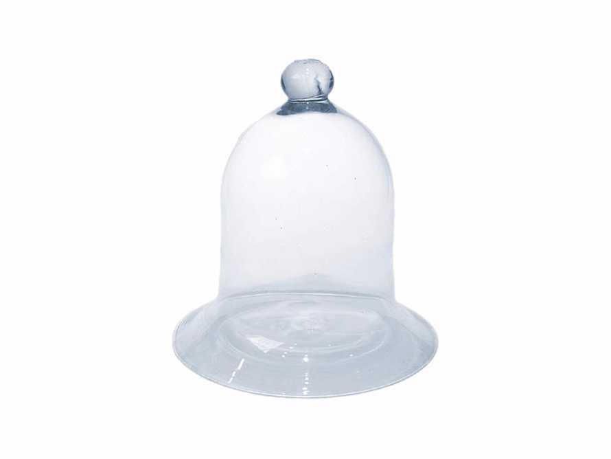 """8"""" Glass Bell Jar"""