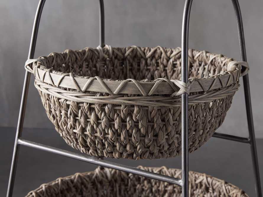 Three Tier Light Storage Basket, slide 2 of 3