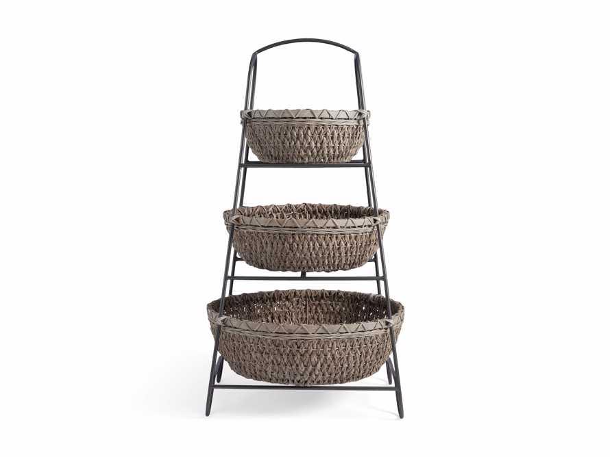Three Tier Light Storage Basket, slide 3 of 3