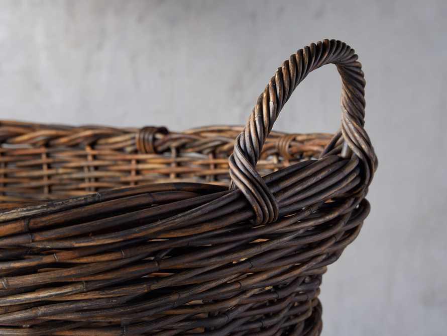Vintage Oval Basket, slide 2 of 3