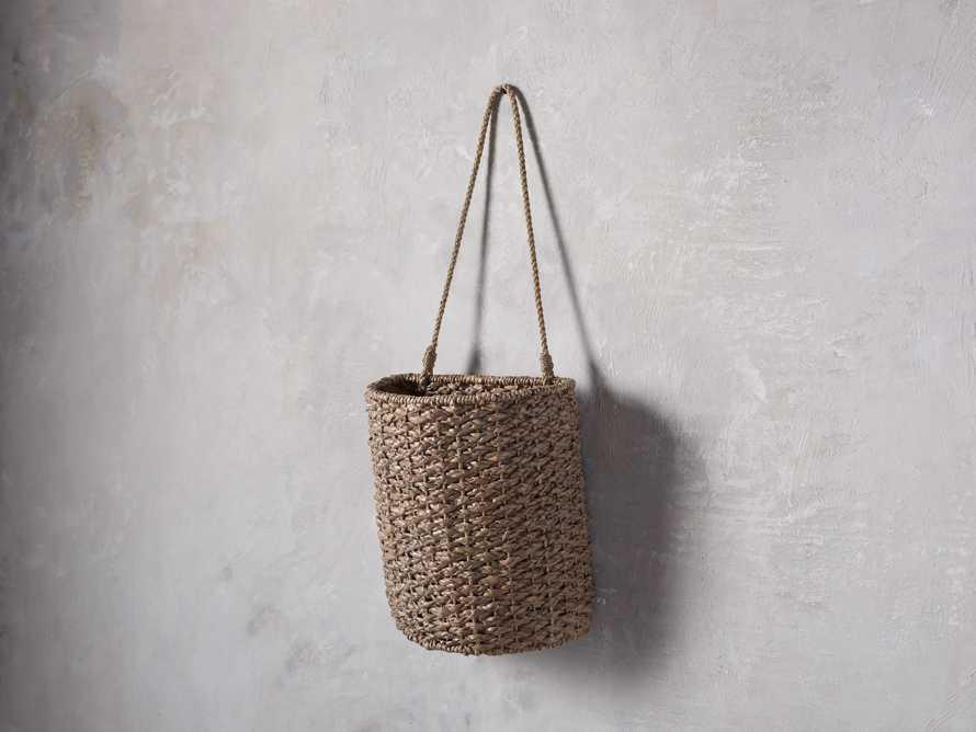 Entry Hanging Wall Basket, slide 1 of 3