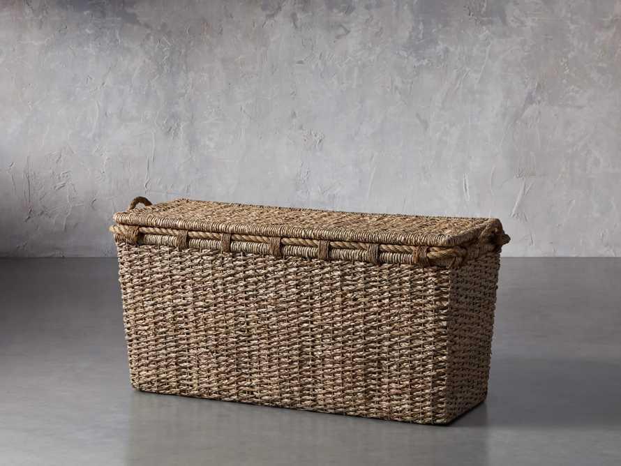 Entry Console Basket, slide 2 of 6