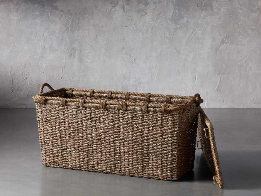 Entry Console Basket, slide 3 of 6
