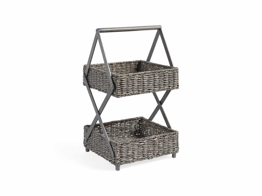 Two-Tier Caddy Basket, slide 2 of 3