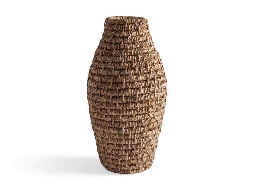 Coil Basket Vase, slide 2 of 3