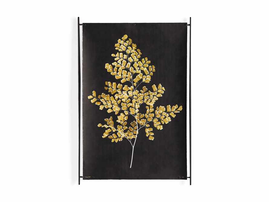 Goldern Fern Framed Print IV, slide 7 of 7
