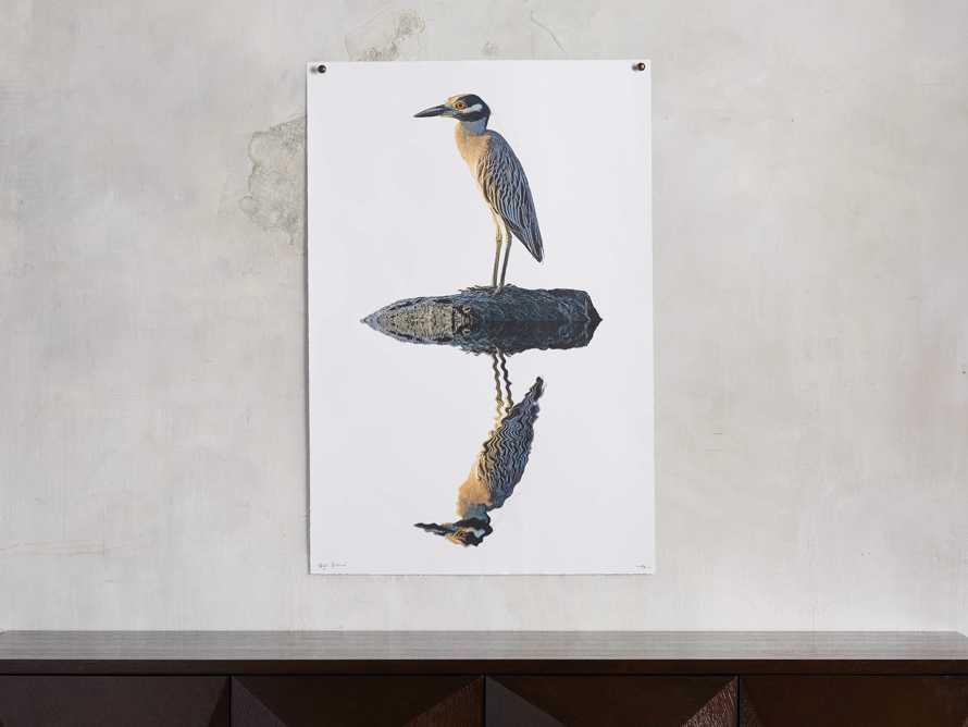 Night Heron Print, slide 1 of 4