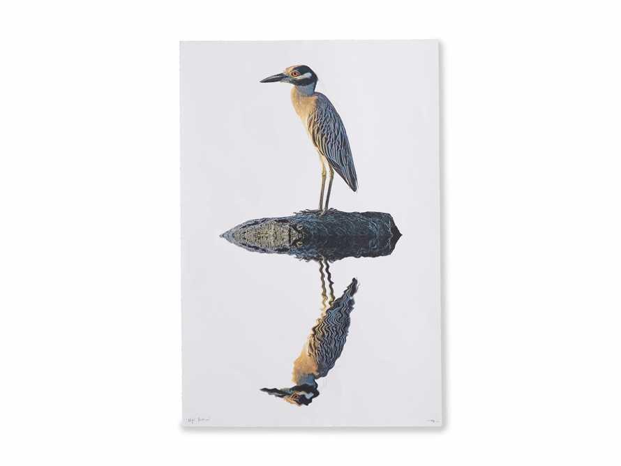 Night Heron Print, slide 4 of 4