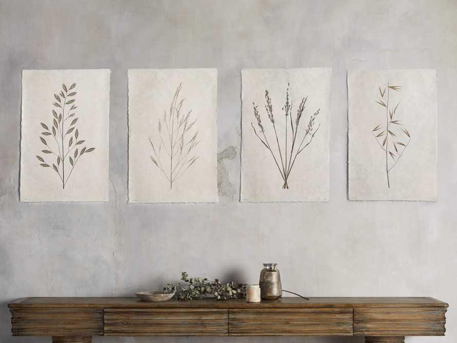 Wheat Study Print, slide 3 of 4