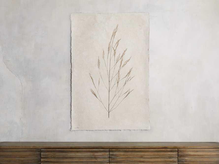 Wheat Study Print, slide 1 of 4