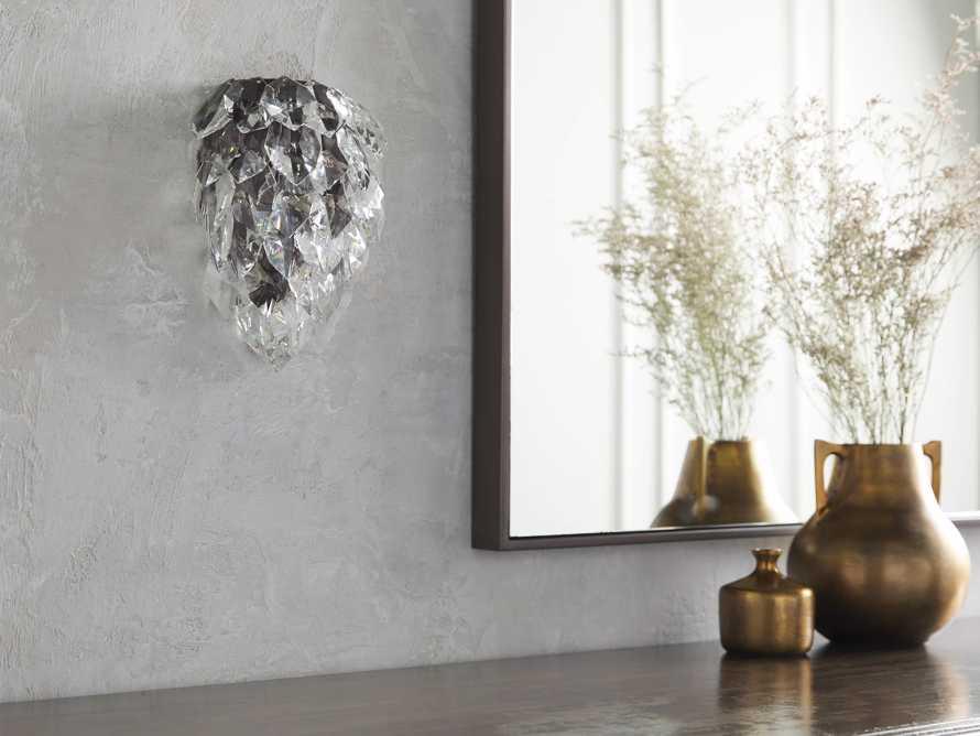 Petals Brilliant Wall Sconce, slide 4 of 5