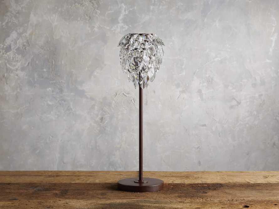 Petals Brilliant Table Lamp, slide 2 of 6