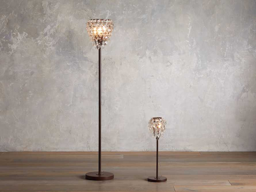 Petals Brilliant Floor Lamp, slide 4 of 6