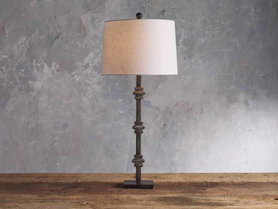 Avery Buffet Table Lamp, slide 1 of 5