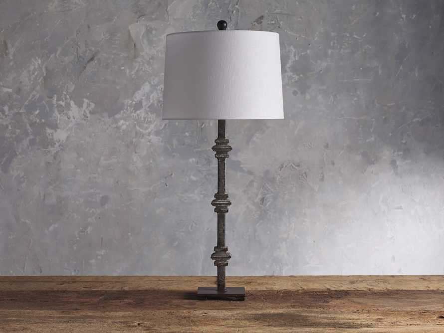 Avery Buffet Table Lamp, slide 2 of 5