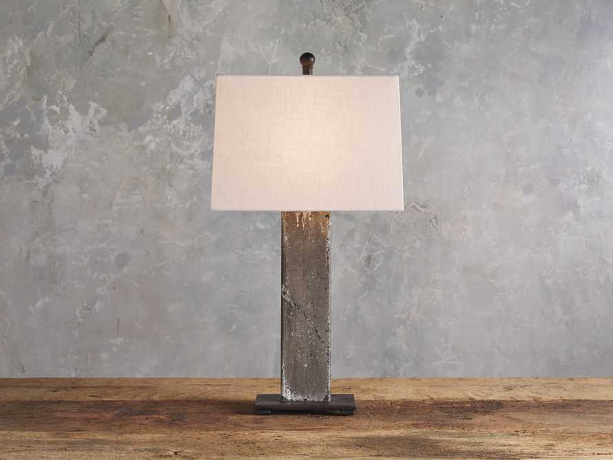 Avery Column Table Lamp, slide 1 of 6