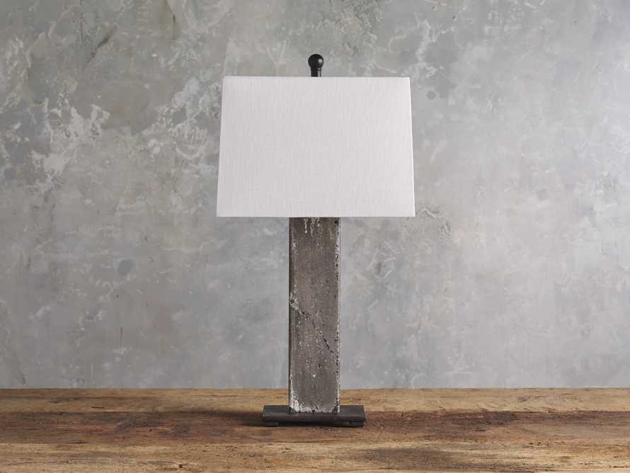 Avery Column Table Lamp, slide 2 of 6