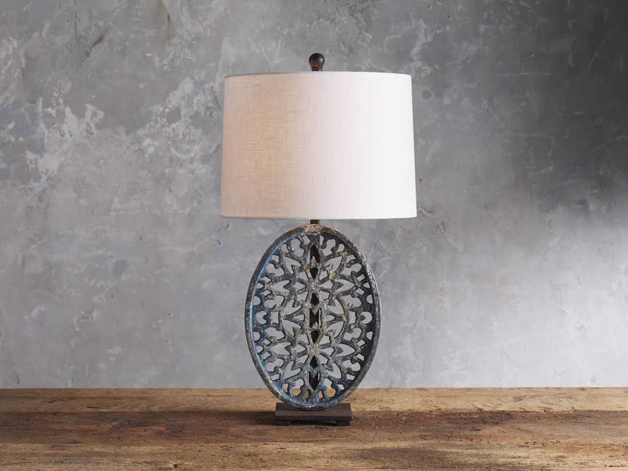 Filigree Table Lamp, slide 1 of 4