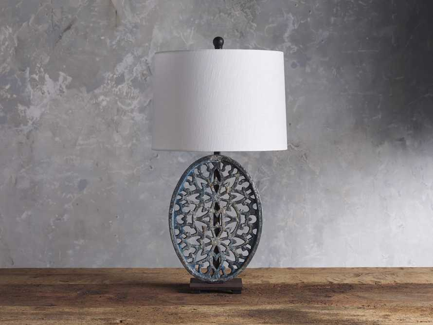 Filigree Table Lamp, slide 2 of 4