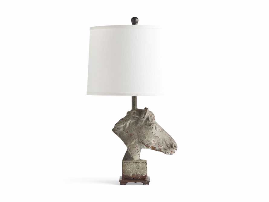 Horse Table Lamp, slide 6 of 6