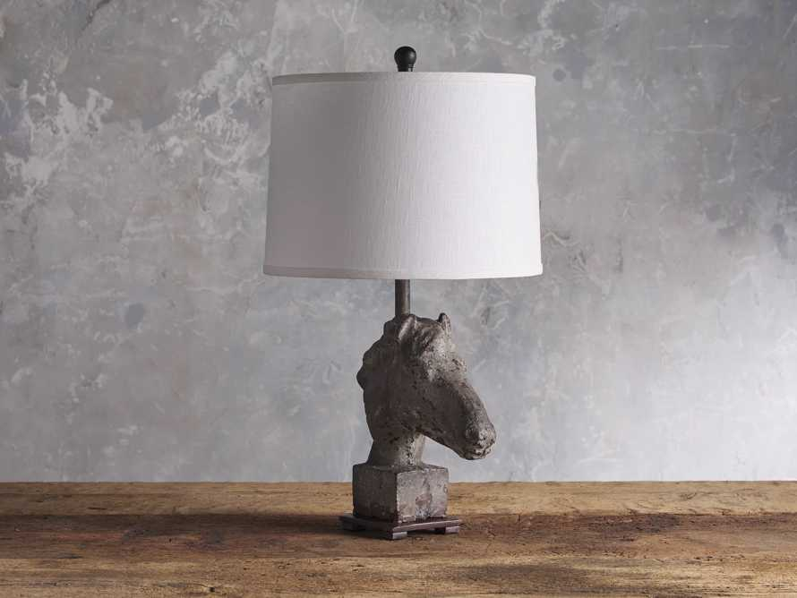 Horse Table Lamp, slide 3 of 6
