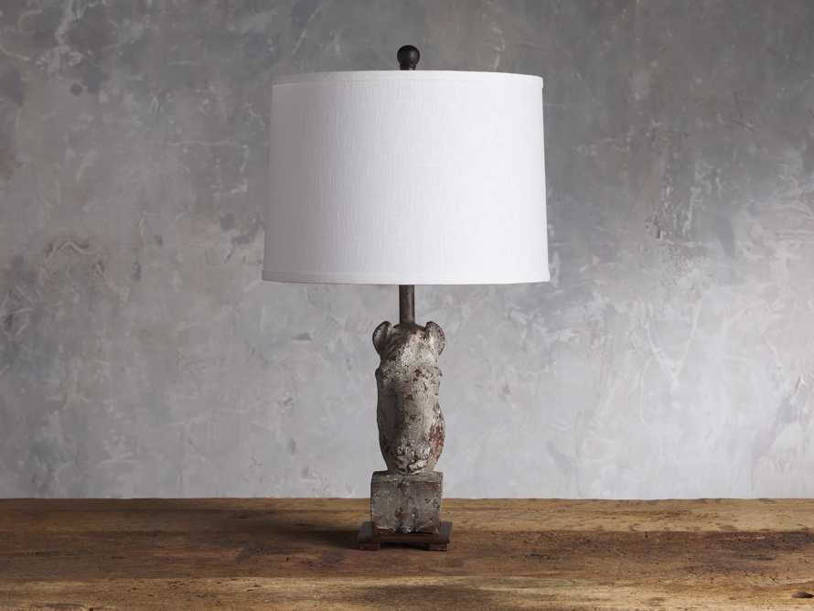 Horse Table Lamp, slide 4 of 6