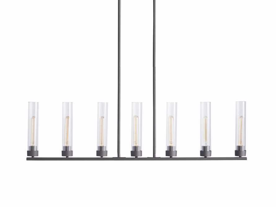 Andreas 7 light Chandelier, slide 7 of 7