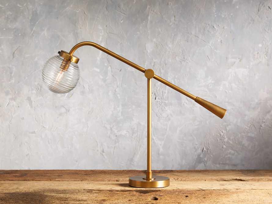 SAYRE TASK TABLE LAMP, slide 1 of 7