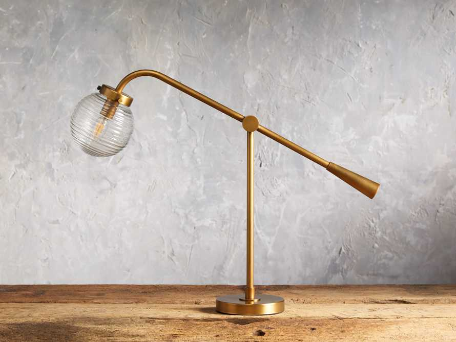 SAYRE TASK TABLE LAMP, slide 2 of 7