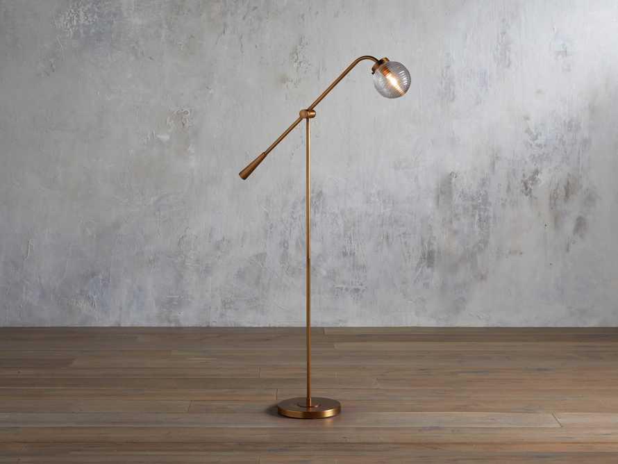 SAYRE TASK FLOOR LAMP, slide 1 of 6
